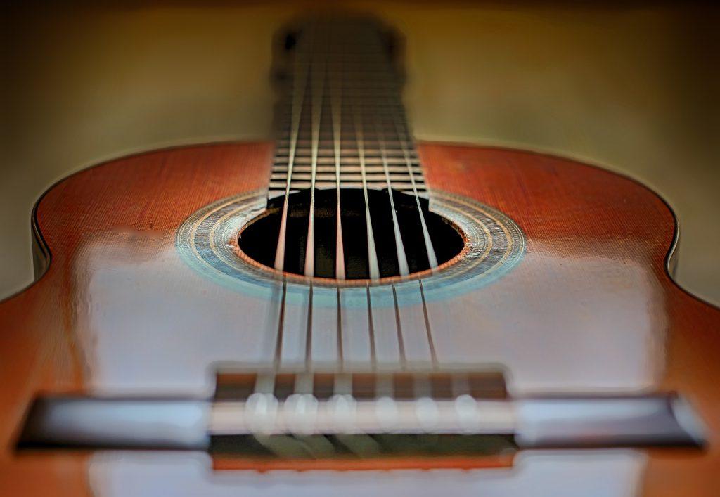 Titelgrafik Gitarre
